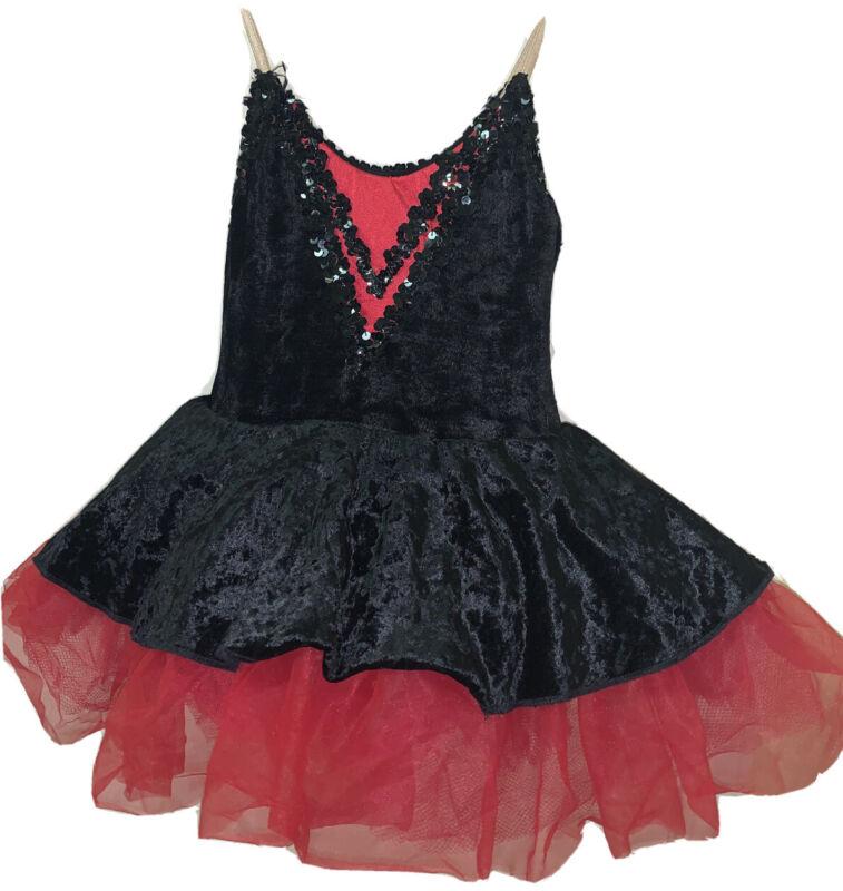 Ballerina dress recital outfit Tutu Ballet Girls Dancewear