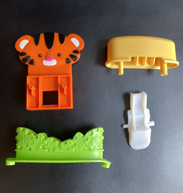 Fisher Price Rainforest Jumperoo Jumper Pop Up Tiger Replacement Part
