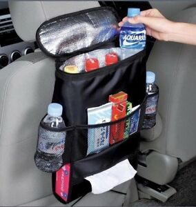 Brand New Backseat Car Organizer with Cooler