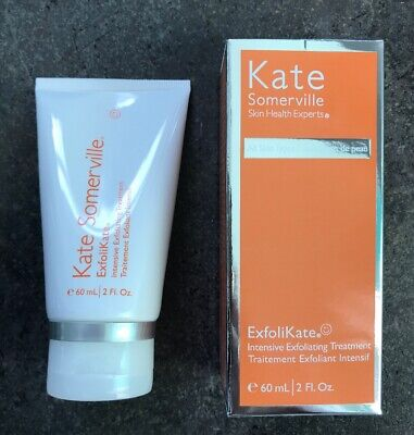 Kate Somerville ExfoliKate Intensive Exfoliating Treatment 60ml Brand New In Box