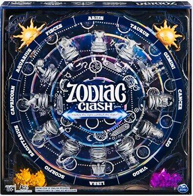 Zodiac Clash Strategic 3D Solar System Board Game for 2 or 4 Players - NEW Solar System Board Game