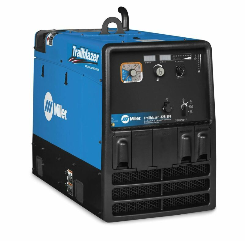 Miller Trailblazer 325 (Kohler) EFI w/ Excel Power Engine Driven Welder