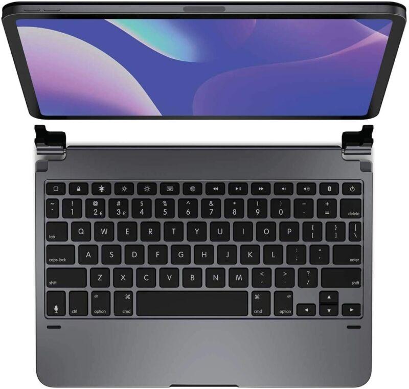 """Brydge Pro Wireless Keyboard for Apple iPad Pro 11"""" - Space Gray"""