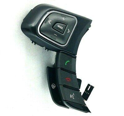 Genuine Land Range Rover Evoque MFSW steering wheel switches. Heated.   19B1