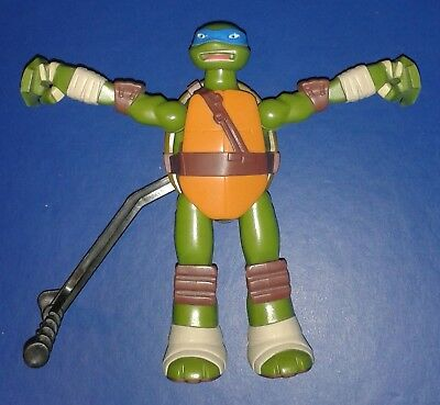 INDIN LEO NINJA ACTION *** TEENAGE MUTANT NINJA TURTLES TMNT (Leo-ninja Turtle)