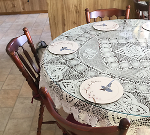 Round table & 6 chairs Glenorchy Glenorchy Area Preview