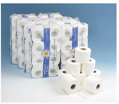 72 Rollen BIG Pack Toilettenpapier 3 -lagig Tissue 250 Blatt !! top Qualität