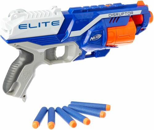 Nerf N-Strike Elite Disruptor OPEN BOX, Frustration Free Packaging