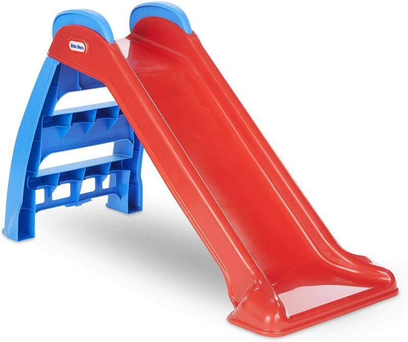 Little Tikes First Slide Toddler Slide, Easy Set Up Playset for Indoor Outdoor