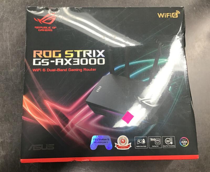 ASUS Rog Strix GS AX3000