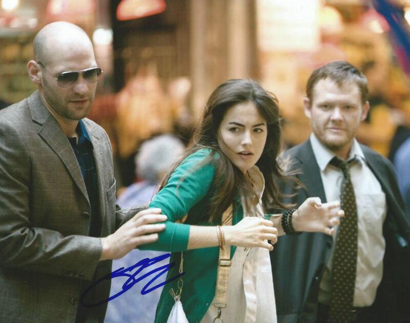 **GFA The Bourne Legacy *COREY STOLL* Signed 8x10 Photo MH2 COA**