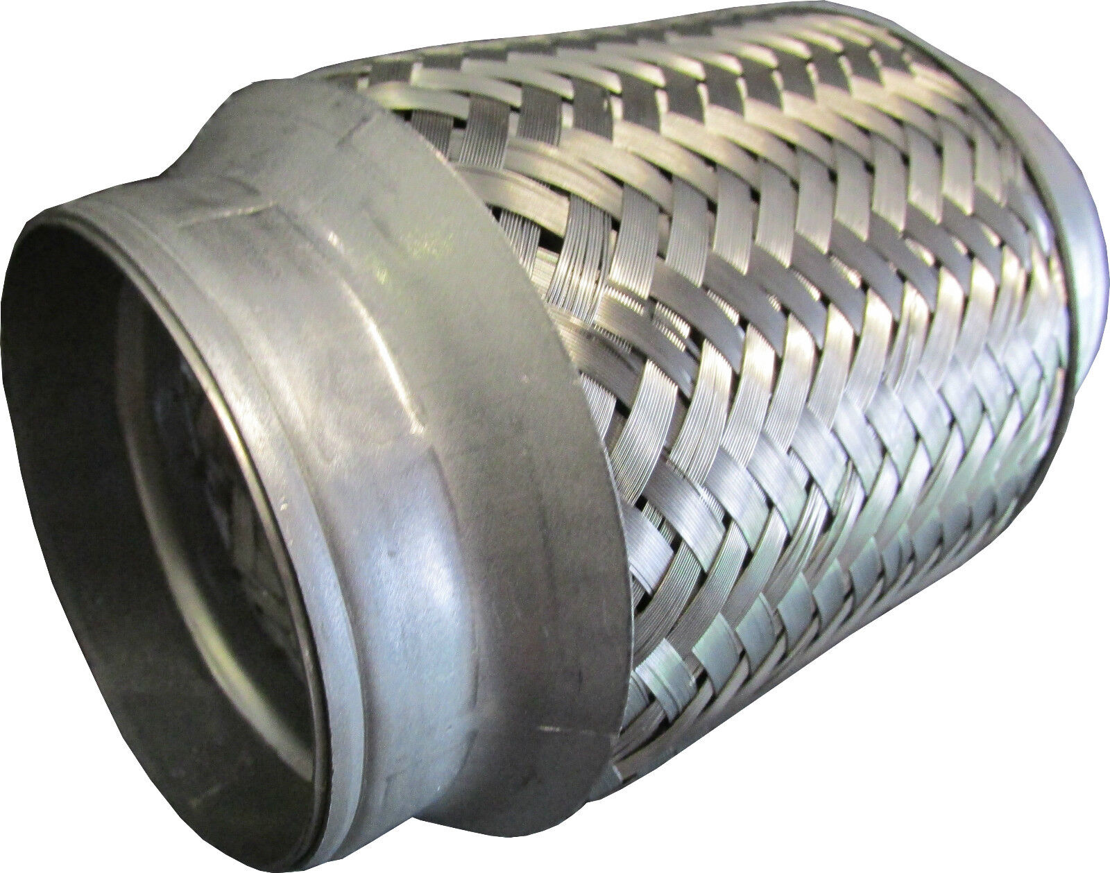 """Stainless Works 2-1//4/"""" x 6/"""" 304 All Stainless Steel ID Flex Joint"""