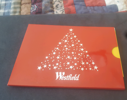 Westfield 150 gift card for cash exchange miscellaneous goods 100 westfield giftcard valid til dec18 negle Images