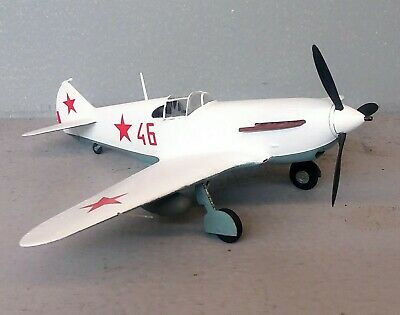 Plastic Toy NEWRAY TOYS WW#2 RUSSIAN MIG #3 FIGHTER PLANE Scale:1//48