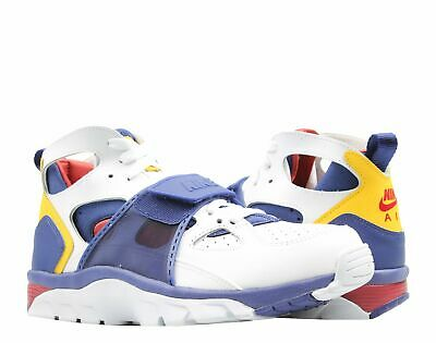 Nike Air Trainer Huarache White/Purple Men's Cross Training Shoes 679083-107