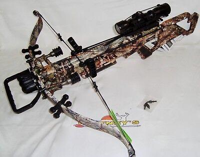 Excalibur Matrix Bulldog 330 Crossbow - Mossy Oak Break-up C