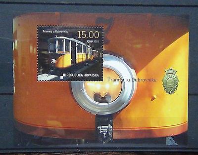 Croatia 2010 Dubrovnik Tramway set MNH