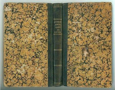 ROBERTI GIAMBATTISTA DELL'AMORE VERSO LA PATRIA FELICE RUSCONI 1826 FILOSOFIA