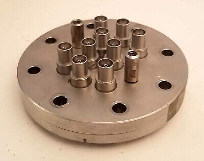Mdc Vacuum Products 5 Multipin Feedthrough Flange