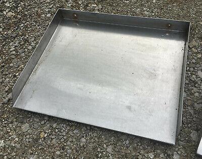 Wall Mount Stainless Steel Shelf 21 X 18 Equipment Shelving B Microwave