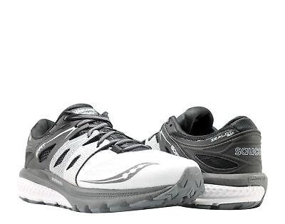 - Saucony Zealot ISO 2 Reflex White/Black/Silver Women's Running Shoes S10332-1