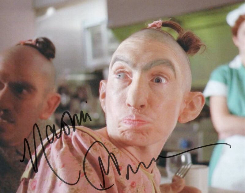 Naomi Grossman American Horror Story Pepper Signed 8x10 Photo w/COA #2