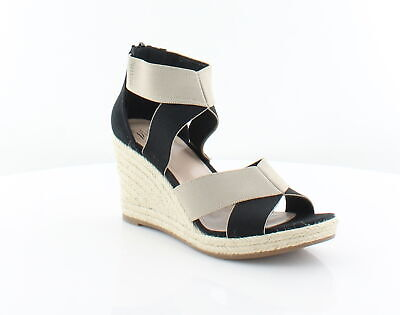 IMPO New Timber Black Womens Shoes Size 5.5 M Sandals MSRP $69