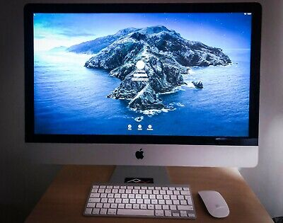 "Apple iMac 27"" Desktop - 16MB (September, 2013)- Mint Condition with box"