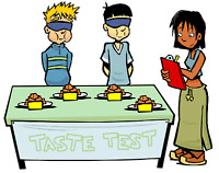 Get cash incentive for Taste Tests - Paid Research - 1 Hour