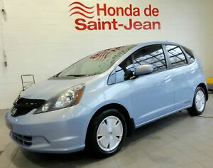 Honda FIT Hayon 5 portes, boîte manuelle, LX