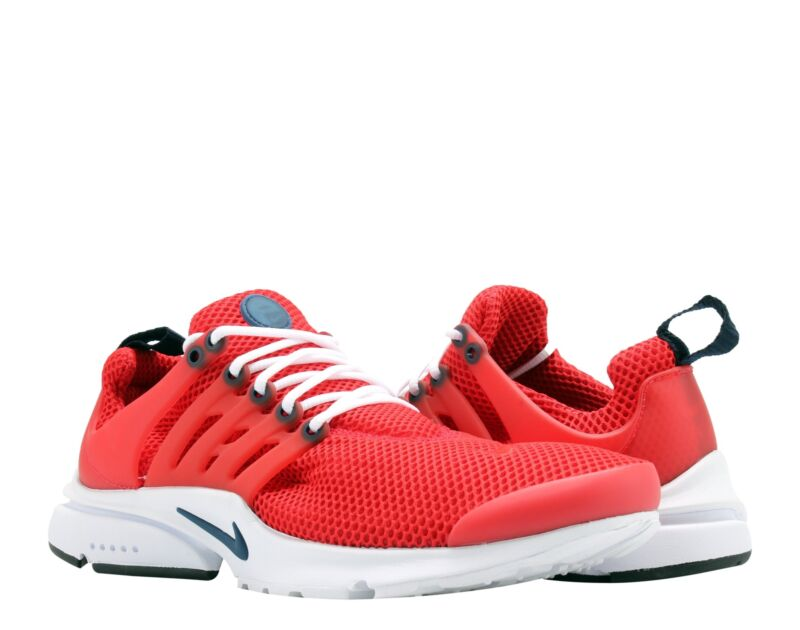 97d214ad5b3e Nike Air Presto Essential University Red Navy Men s Running Shoes 848187-606