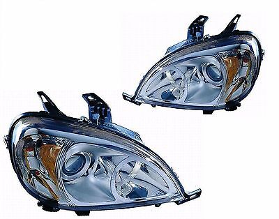 TIFFIN PHAETON 2002 2003 2004 PAIR HEAD LIGHT LAMP HEADLIGHT RV - SET
