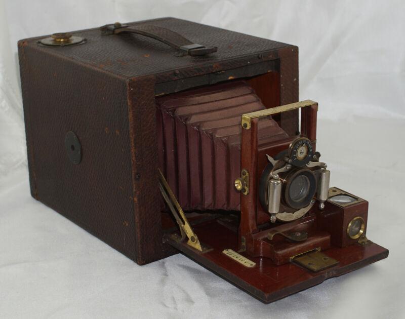 Bullard Folding Magazine Camera Series A