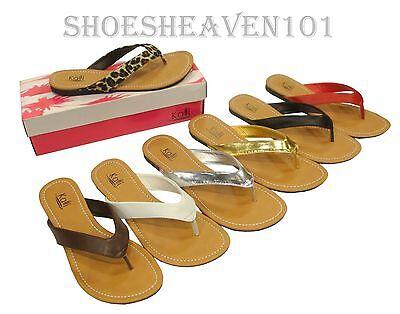 Summer Flip Flop Sandals - Women Thong Flip Flop Sparkle T-Strap Flat Sandal Fashion Comfort Summer Shoes