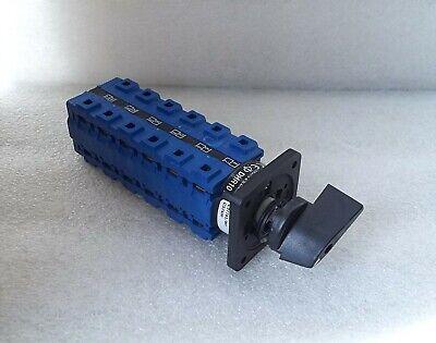 New Kraus Naimer Chr10 C57420 Rotary Switch For Mep 15kw Military Generator