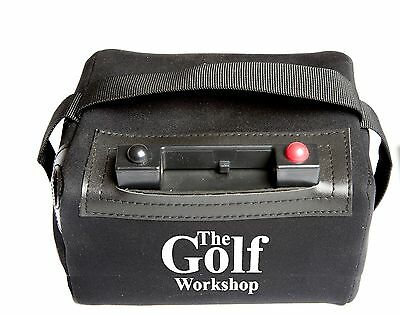 36 hole Lithium Golf Battery Pack ideal Pro Rider or Stowmatic 22ah