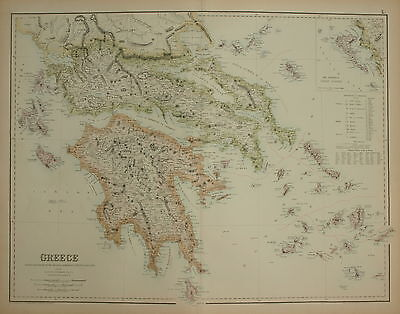 GREECE BY ARCHIBALD FULLARTON 1874.