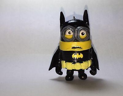 Minion Batman Custom Mini Figure