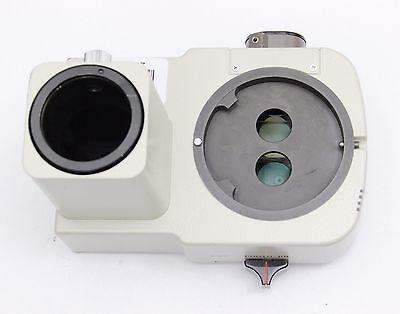 Nikon Smz-u Camera Adapter Attachment Port Stereozoom Microscope