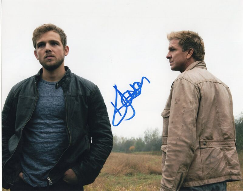Kenny Johnson Sons of Anarchy The Shield Signed 8x10 Photo w/COA #5