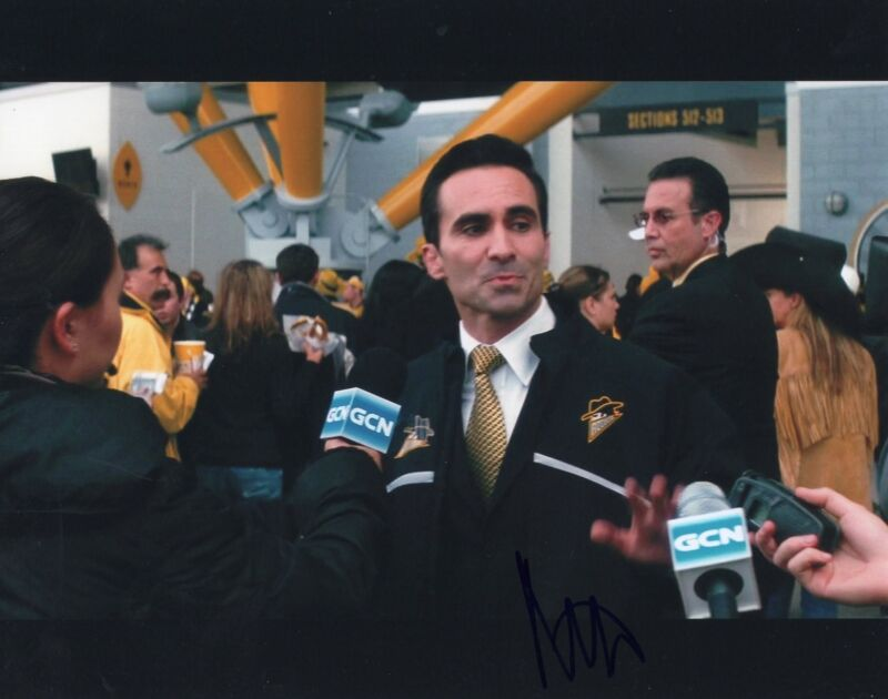Nestor Carbonell Batman The Dark Knight Mayor Signed 8x10 Photo w/COA #3