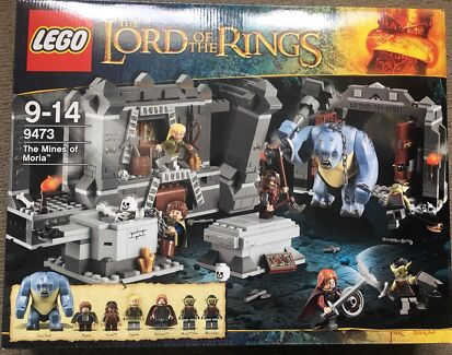 LEGO Lord of the Rings - The Mines of Moria 9473