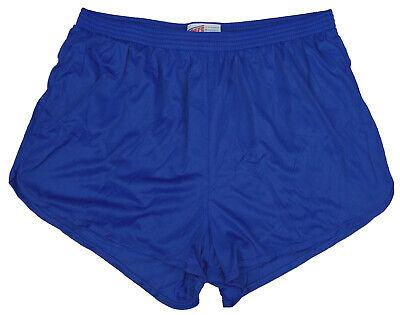 Soffe Blue Nylon Ranger Panties / Silkies / Running / Track