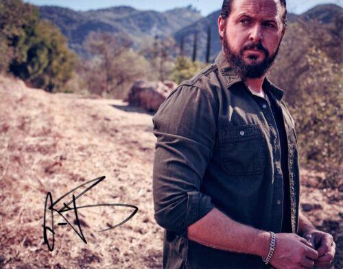 AJ Buckley A.J. Signed Autographed 8x10 Photo SEAL TEAM Actor COA