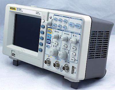 New Rigol Ds1052e Digital Oscilloscope 50mhz 2ch 1 Gsas 1mpts 5.7 Lcd 64k Usb