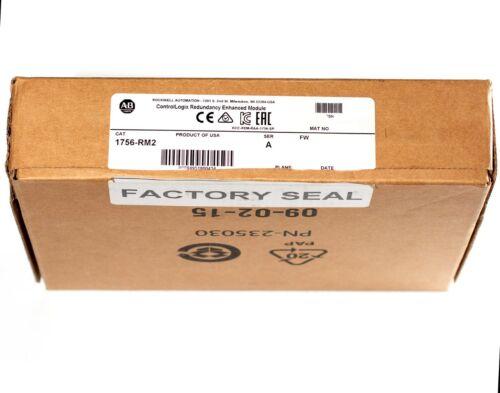 Allen-Bradley 1756-RM2 ControlLogix Redundancy Module with up to 1000 Mbps Ser A