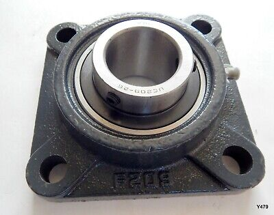 Prb 1-58 Square Flange Cast Iron Mounted Bearing Pn Uc209-26 F209
