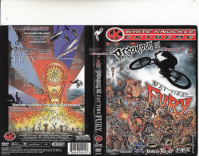 White Knuckle Extreme-Disorder 2-Fat Tire Fury-2001-Bike BMX-DVD