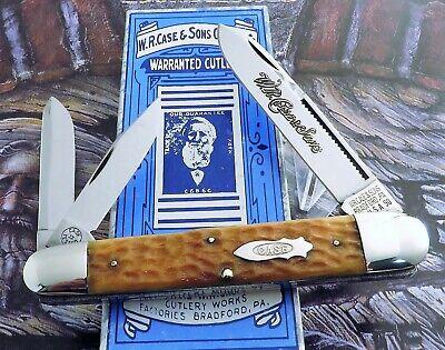 Case Classic 6391 Split Backspring Whittler Knife 1990 WR Case & Sons Nice! NR
