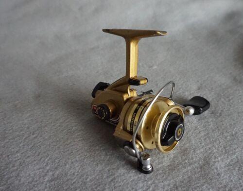 Vintage Daiwa  GS-O Mini Mite Gold Series  Ultralight Spinning Reel  JAPAN